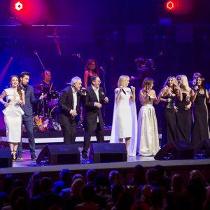 Юбилейный концерт Полста
