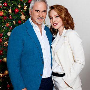Альбина Джанабаева и Валерий Меладзе: В Новый год звоним друг другу